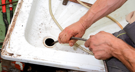 Drain Snaking Services